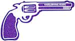 18 inch Foam Pistol Waver